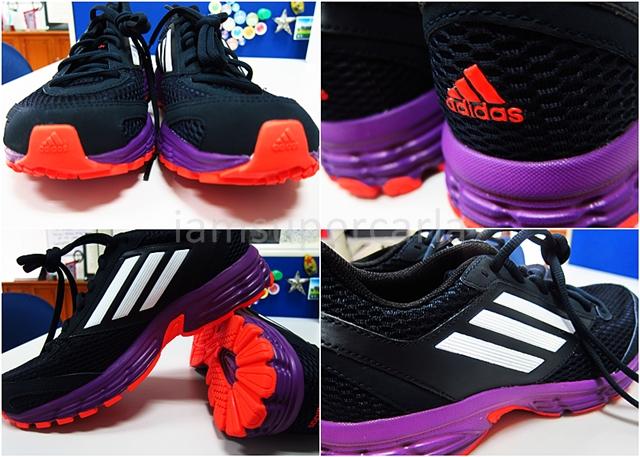 Turning to Adidas