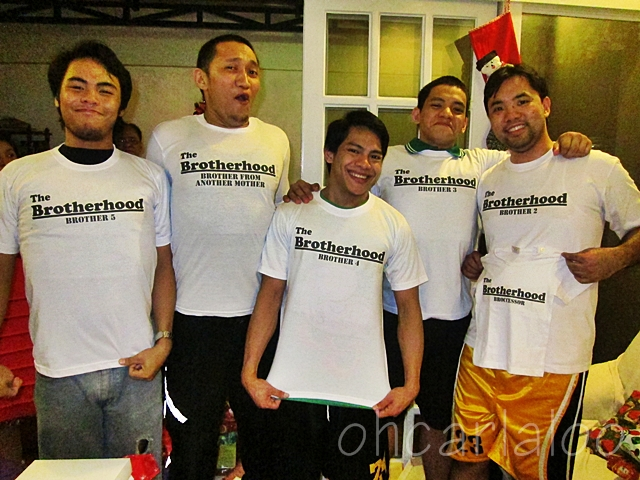 The Brotherhood 1