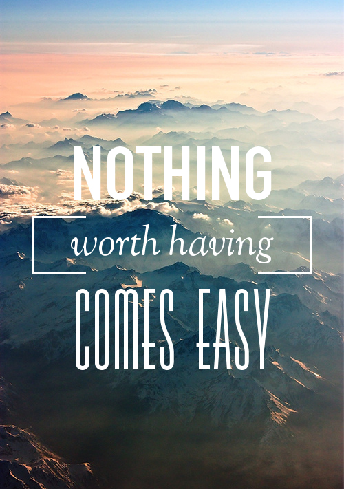 Worth Having