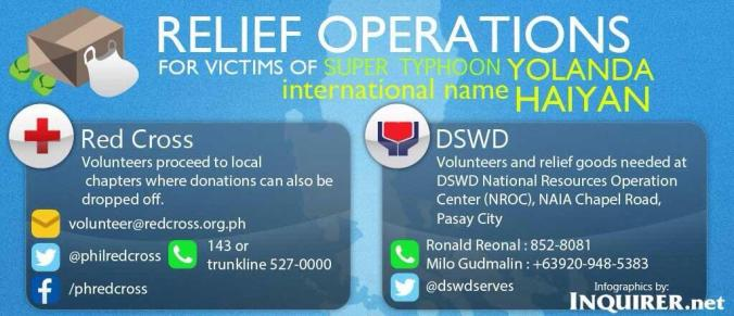 Red Cross DSWD