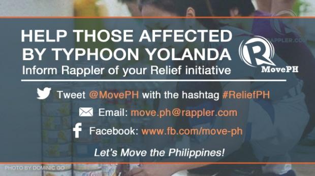 Relief Rappler
