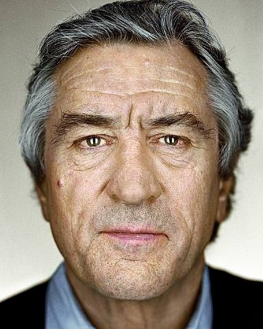 Robert DeNiro by Martin Schoeller