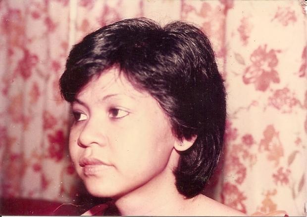 Nanay portrait