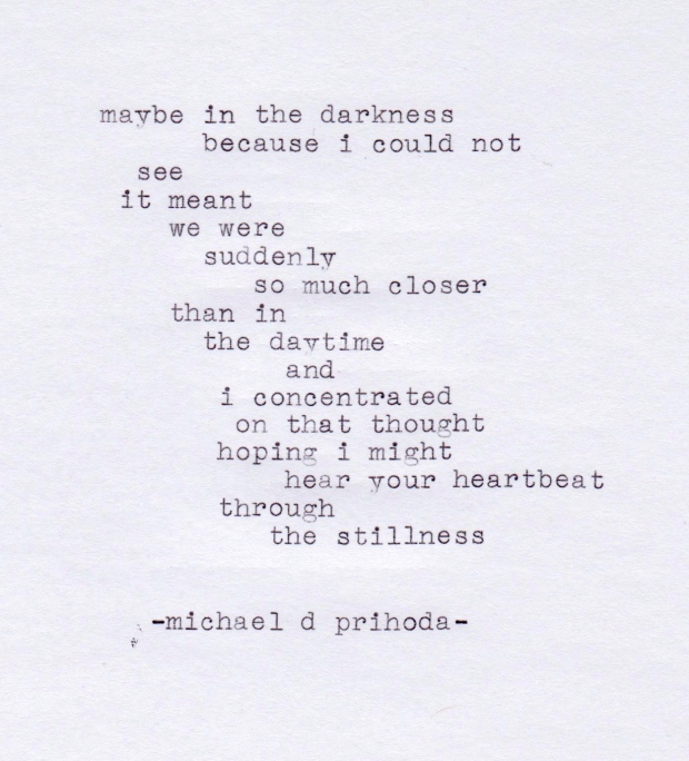 Michael D Prihoda - In The Darkness