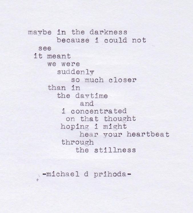 Michael D Prihoda - In The Darkness