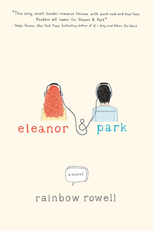 Eleanor & Park by Rainbow Rowell (Cover)