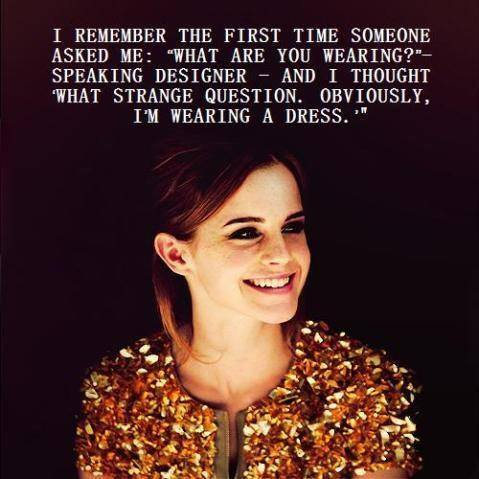 Emma Watson - The Obvious