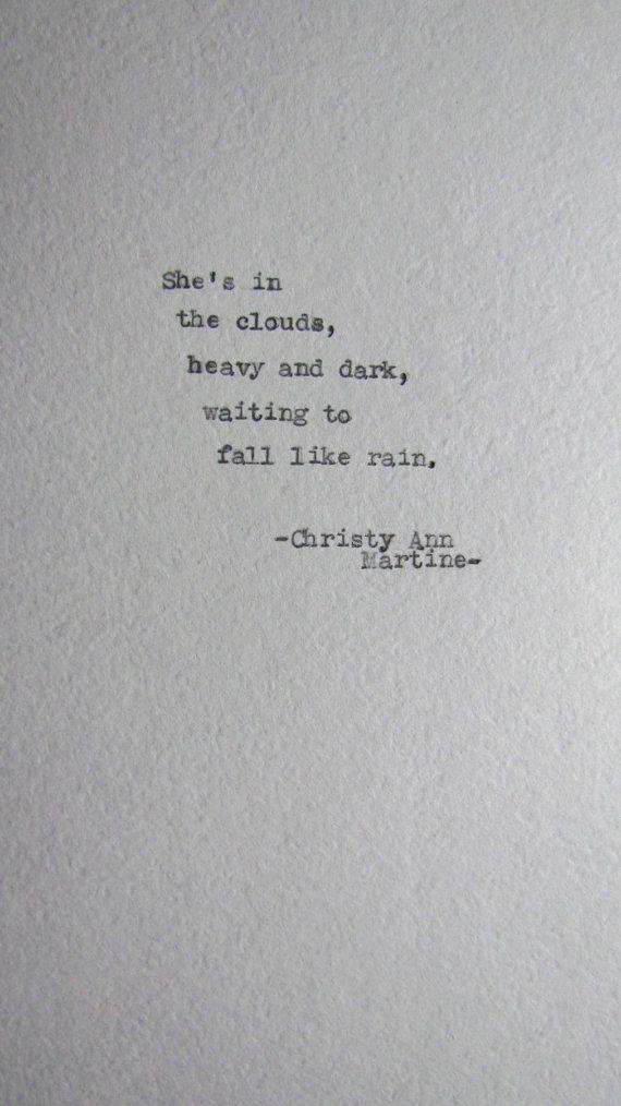 Christy Ann Martine NPM