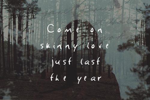 20150504 Birdy - Skinny Love 2