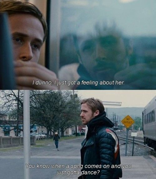 Blue Valentine - Just Gotta Dance