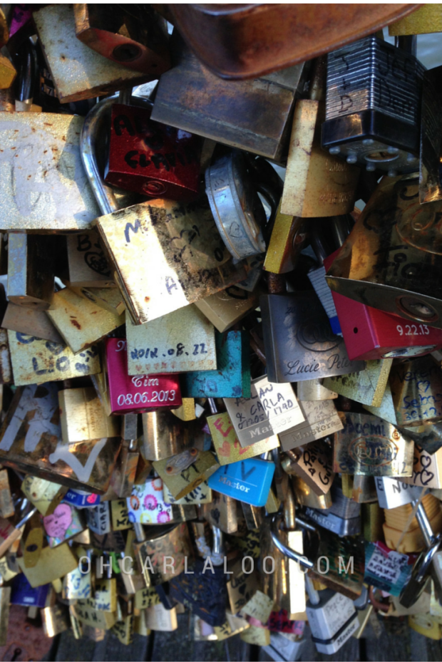 Love Locks with Allan