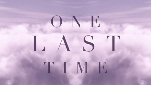One Last Time by Ariana Grande