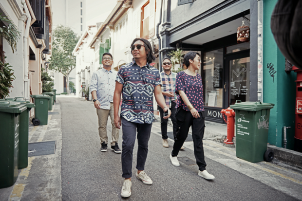 UDD in Haji Lane