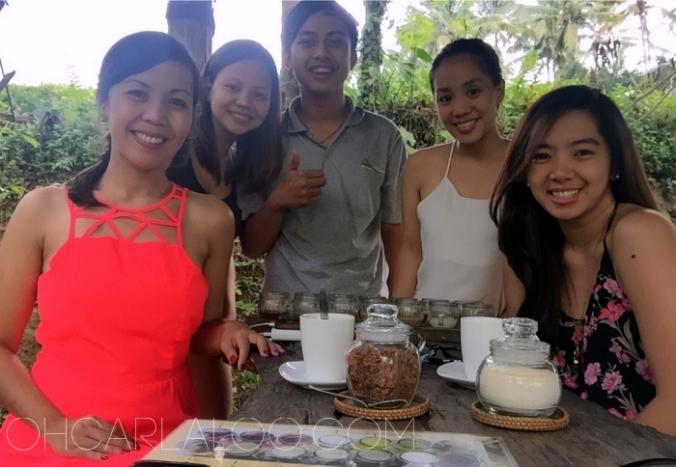 Thank you for the kopi luwak crash course, Wayan!