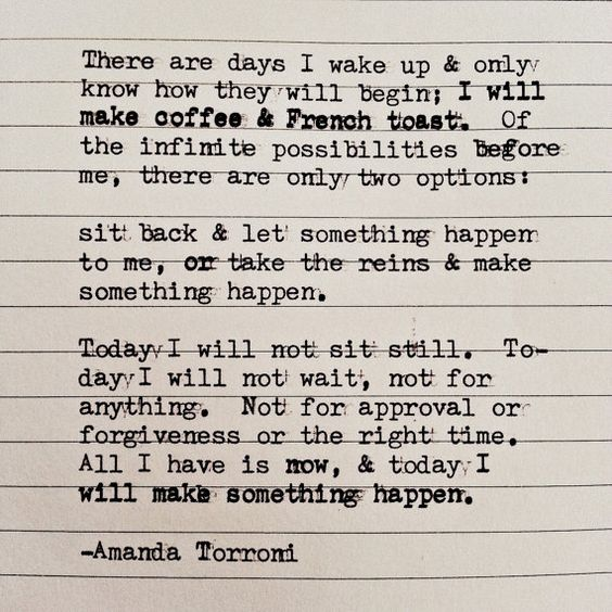 NPM 20160414 Coffee and French Toast - Amanda Torroni