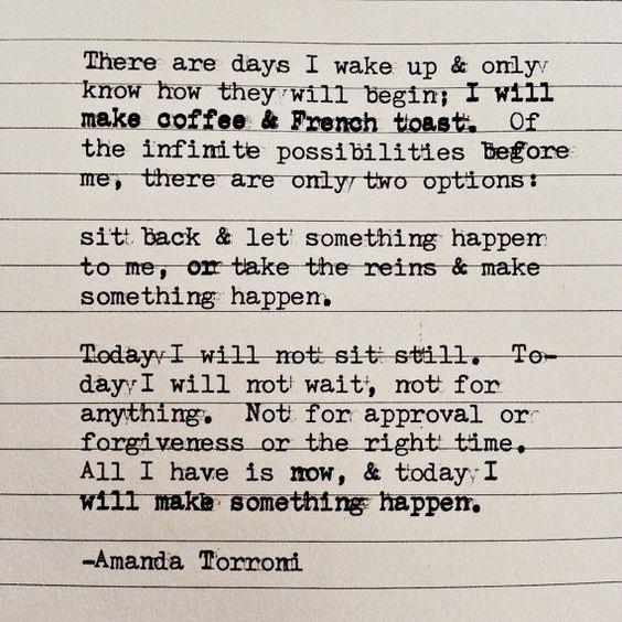 NPM 20160414 Coffee and French Toast - Amanda Torroni