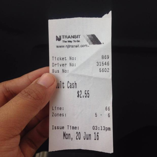 nj-transit-bus-ticket